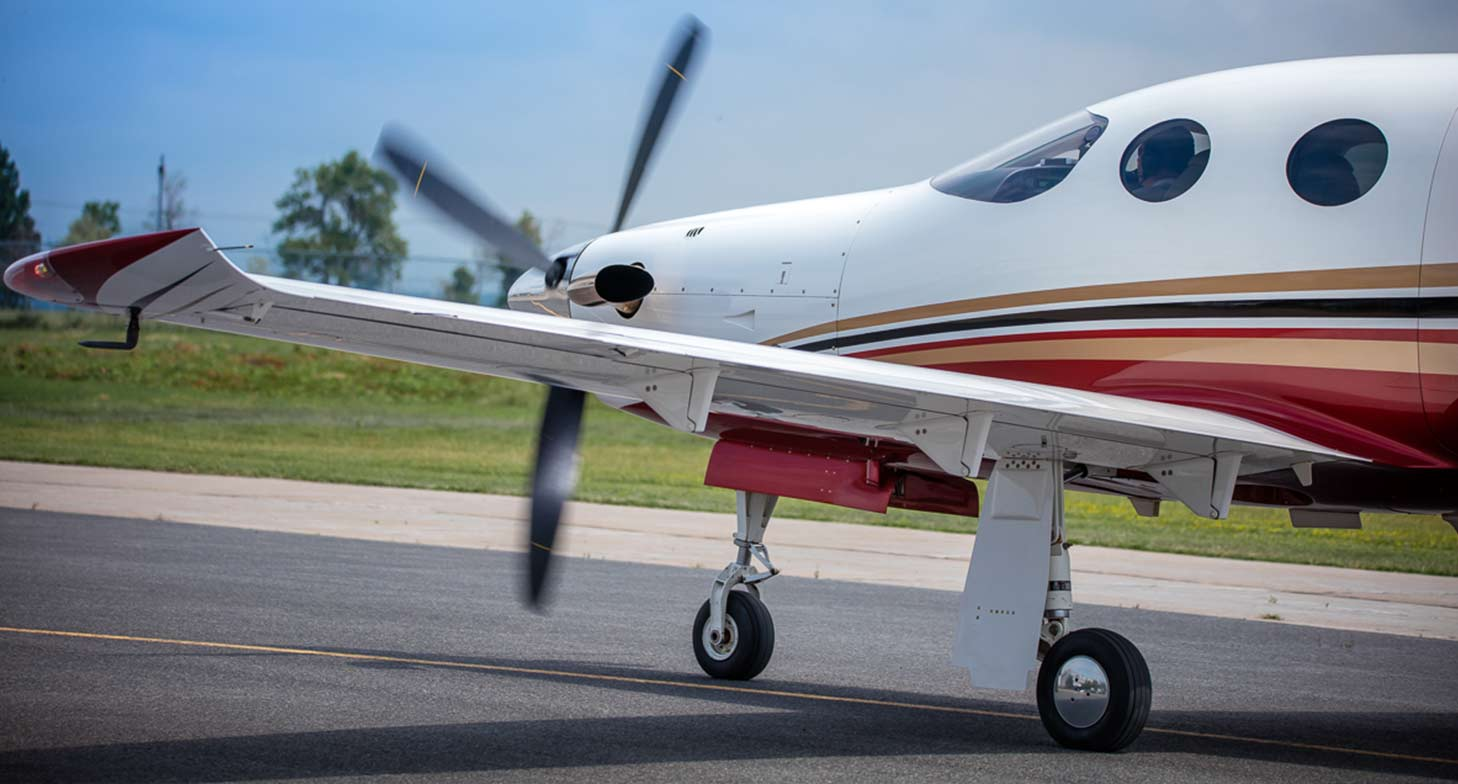 WINNING FORMULA FOR BOTH BUYERS AND DEALERS OF USED AIRCRAFT
