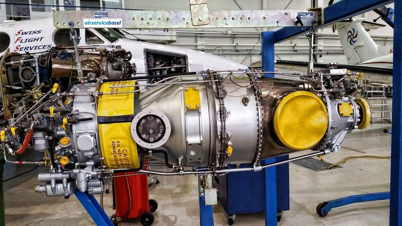 A Quicker Way To Overhaul Your Engine - Pratt & Whitney