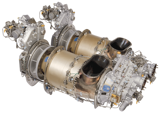 Helicopter Engines - Pratt & Whitney