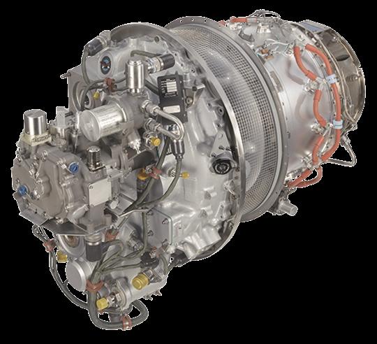 Helicopter Engines - Pratt & Whitney